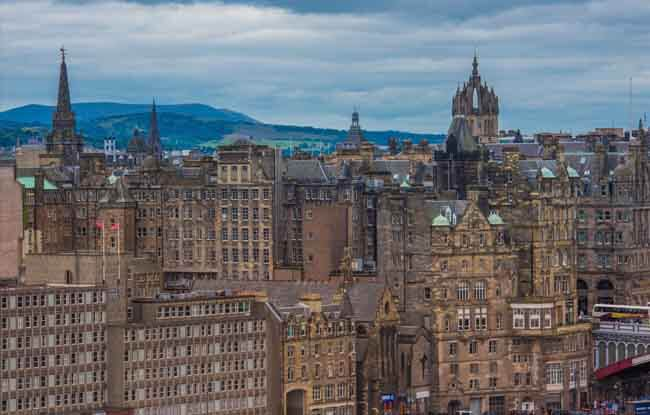 Old Town de Edimburgo