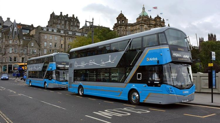 How To Get From The Airport To Edinburgh