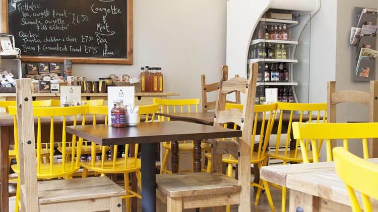The Edinburgh Larder Cafe